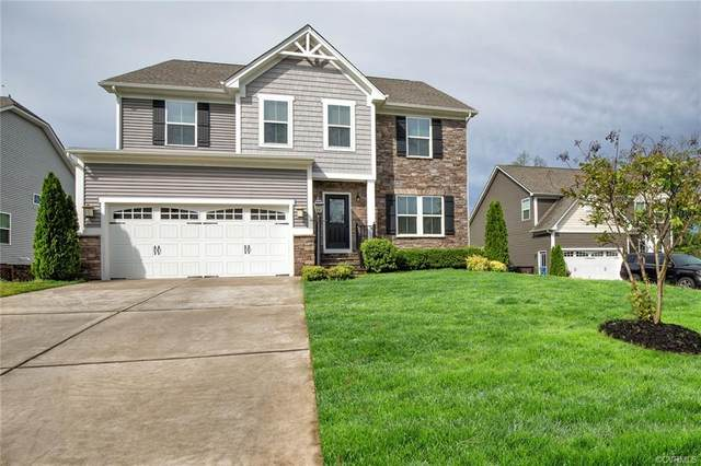 2778 Rambling Rose Court, Quinton, VA 23141 (MLS #2015290) :: The RVA Group Realty