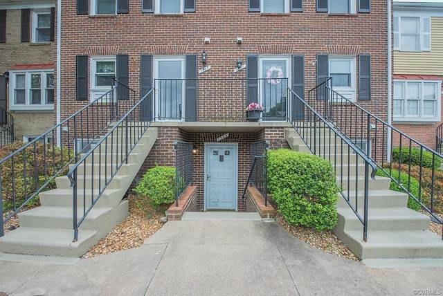 1509 Front Royal Drive B, Henrico, VA 23228 (MLS #2015309) :: EXIT First Realty
