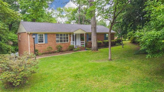 10231 Dorel Circle, North Chesterfield, VA 23236 (MLS #2015333) :: EXIT First Realty