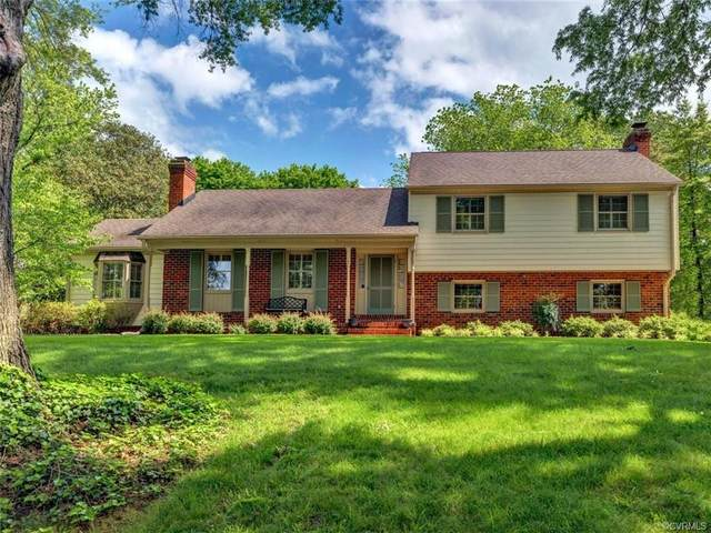 9306 Skyview Drive, Henrico, VA 23229 (MLS #2015387) :: EXIT First Realty