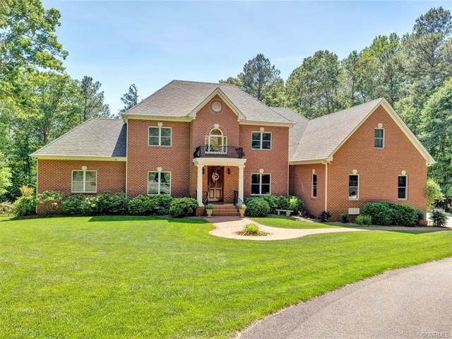 13601 Blue Heron Circle, Chesterfield, VA 23838 (MLS #2015421) :: The RVA Group Realty