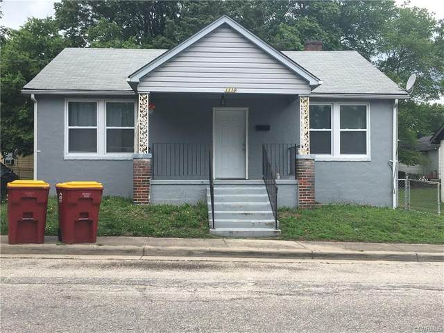 1110 Custer Street, Petersburg, VA 23803 (MLS #2015422) :: The RVA Group Realty