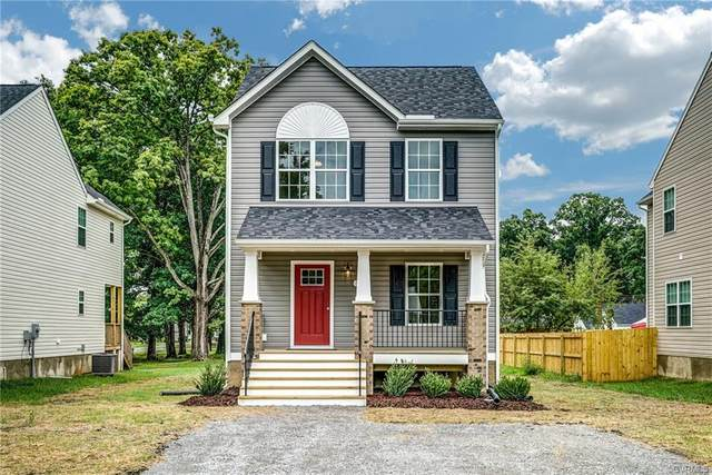 8505 Fordson Road, Henrico, VA 23229 (MLS #2015435) :: EXIT First Realty