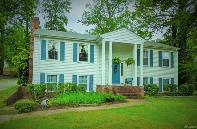 8404 Patterson Avenue, Henrico, VA 23229 (MLS #2015460) :: EXIT First Realty