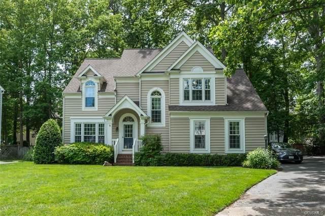 9205 Abingdon Manor Court, Mechanicsville, VA 23116 (MLS #2015489) :: Small & Associates