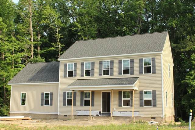 033 Sparks Terrace, Quinton, VA 23141 (MLS #2015512) :: EXIT First Realty