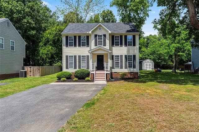 3022 Irisdale Avenue, Henrico, VA 23228 (MLS #2015515) :: Small & Associates
