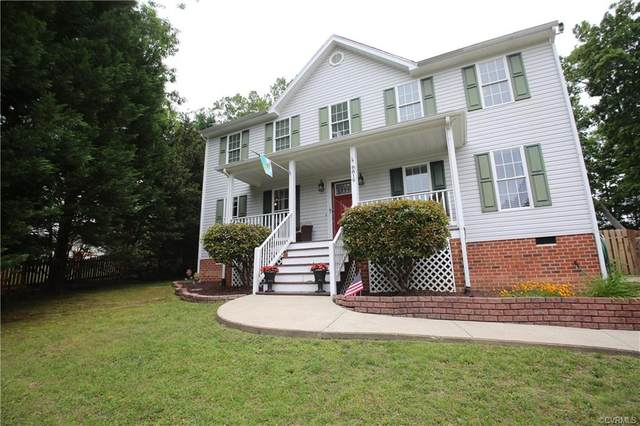 8819 Phildavid Court, Chesterfield, VA 23236 (MLS #2015522) :: Small & Associates