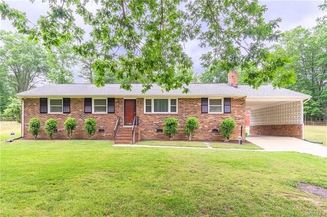407 Bunker Lane, Sandston, VA 23150 (MLS #2015537) :: Small & Associates