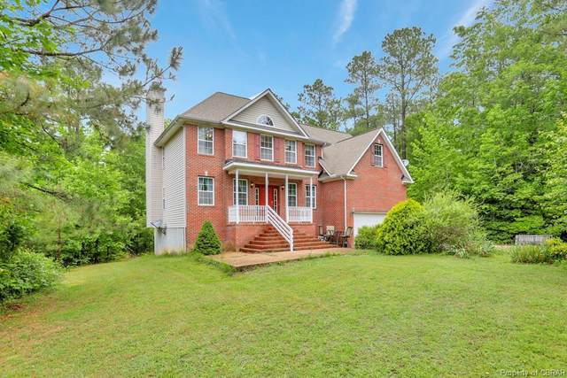 9851 Autumn Woods Lane, Gloucester, VA 23061 (#2015612) :: The Bell Tower Real Estate Team