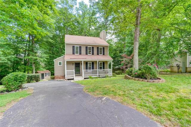 1407 Porters Mill Terrace, Midlothian, VA 23114 (MLS #2015614) :: The RVA Group Realty