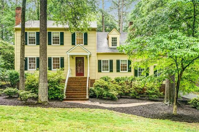 10103 Windsong Terrace, Henrico, VA 23238 (MLS #2015623) :: Small & Associates