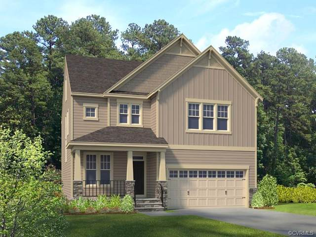 11073 Little Five Loop, Glen Allen, VA 23059 (MLS #2015657) :: EXIT First Realty