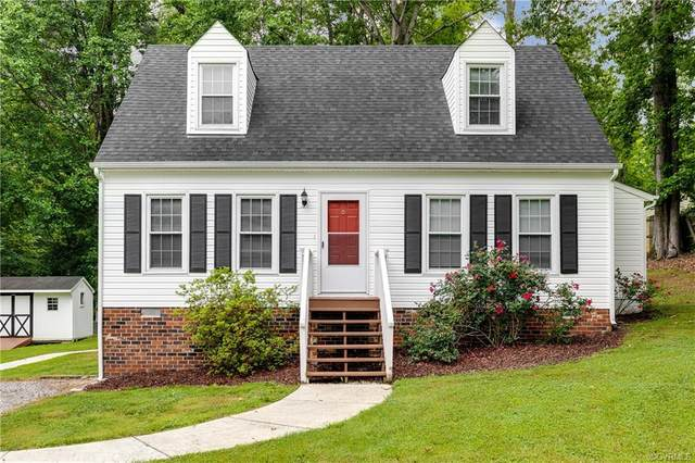 8407 Boones Trail Road, Chesterfield, VA 23832 (#2015681) :: The Bell Tower Real Estate Team