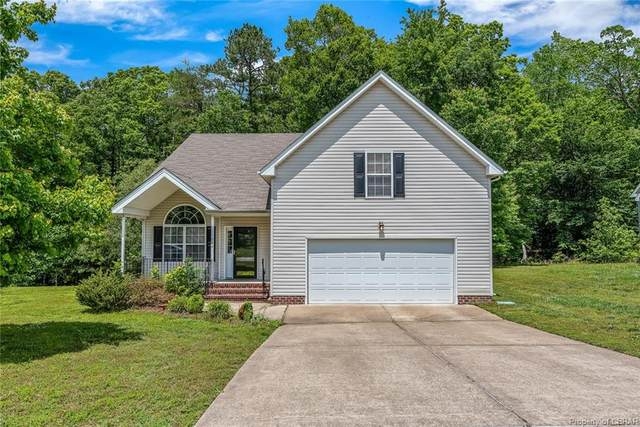 5840 Montpelier Drive, Williamsburg, VA 23188 (#2015721) :: The Bell Tower Real Estate Team