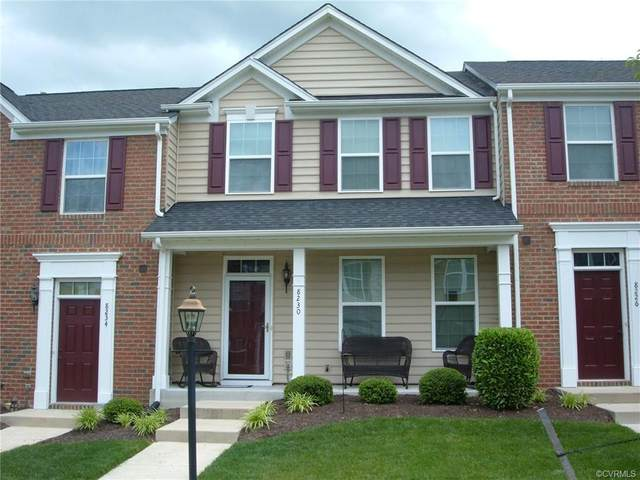 8230 Creekside Bluffs Lane #8230, Hanover, VA 23111 (MLS #2015730) :: The Redux Group