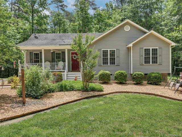 2429 Davis Mill Road, Goochland, VA 23063 (MLS #2015758) :: The RVA Group Realty