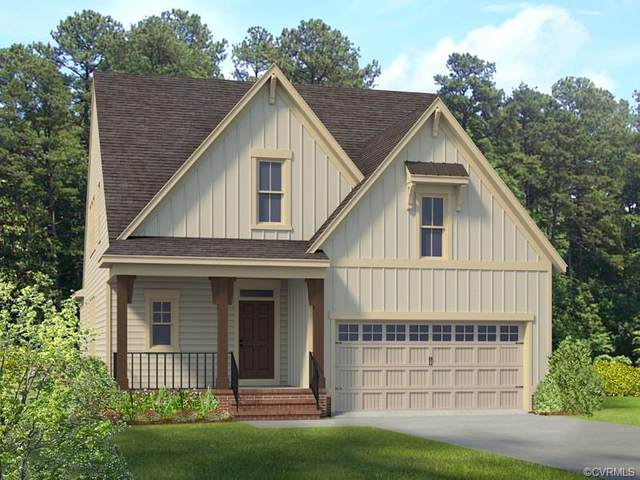 11069 Little Five Loop, Glen Allen, VA 23059 (MLS #2015769) :: Small & Associates