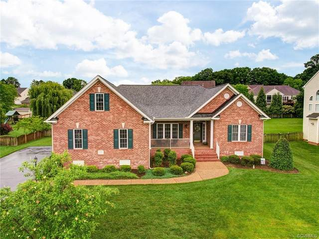 6013 Carrington Green Place, Glen Allen, VA 23060 (MLS #2015854) :: Small & Associates