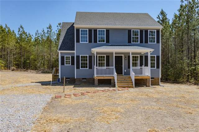 8537 Pine Acres Lane, Carson, VA 23830 (MLS #2015869) :: Small & Associates