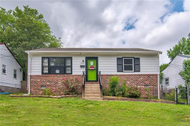128 N Holly Avenue, Highland Springs, VA 23075 (MLS #2015883) :: Small & Associates