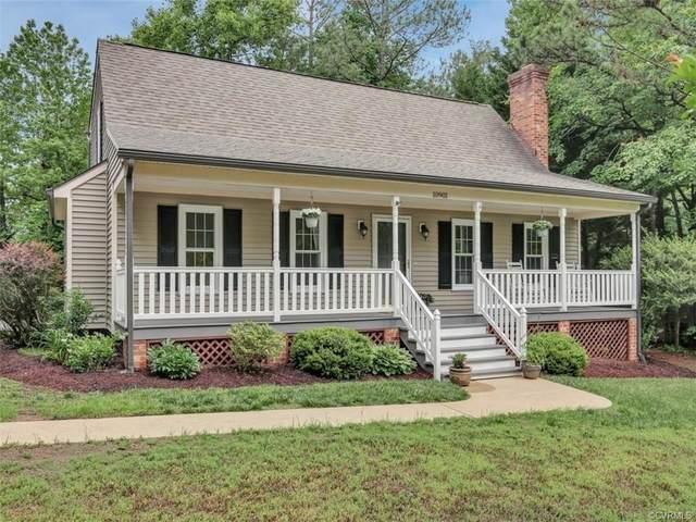 10901 Sunset Hills Drive, Chesterfield, VA 23236 (MLS #2015905) :: Small & Associates
