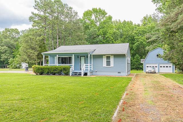 10408 Malboro Road, Mechanicsville, VA 23116 (MLS #2015908) :: The Redux Group