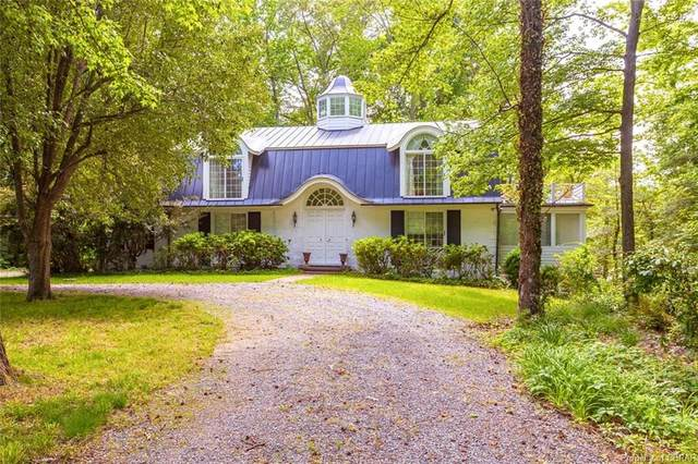 182 Golf Course Drive, Weems, VA 22576 (MLS #2015912) :: The RVA Group Realty