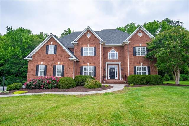 17536 Carrington Glen Lane, Rockville, VA 23146 (MLS #2015926) :: The Redux Group