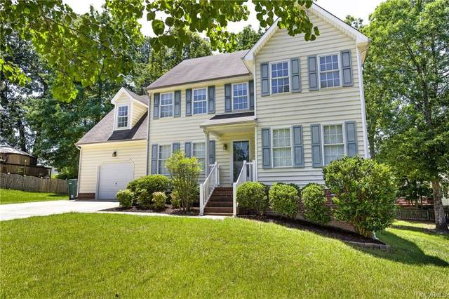 9740 Cedar Grove Way, Henrico, VA 23228 (MLS #2015958) :: Small & Associates