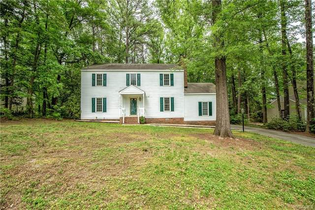 4325 Brixton Road, Chesterfield, VA 23832 (MLS #2015970) :: Small & Associates