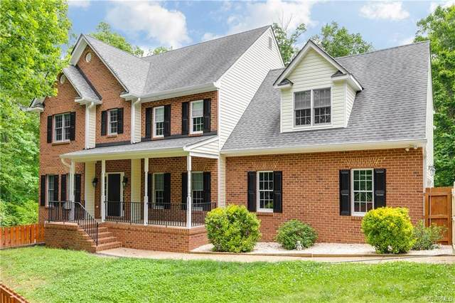 2161 Ettington Lane, Mechanicsville, VA 23111 (MLS #2015979) :: The Redux Group