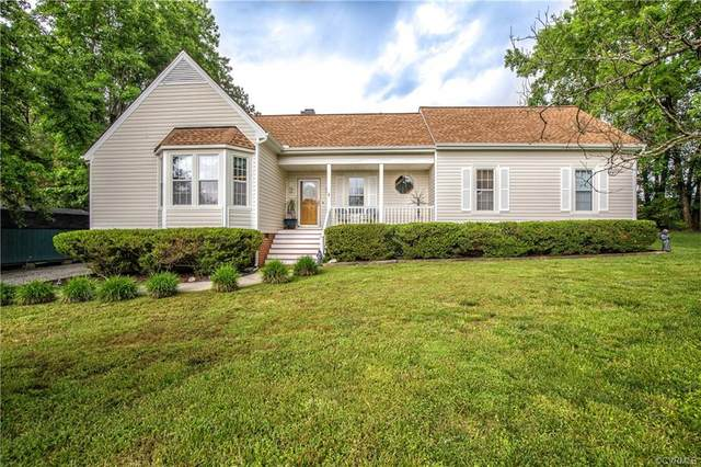 8102 Tillers Ridge Terrace, Chesterfield, VA 23235 (MLS #2015981) :: Small & Associates