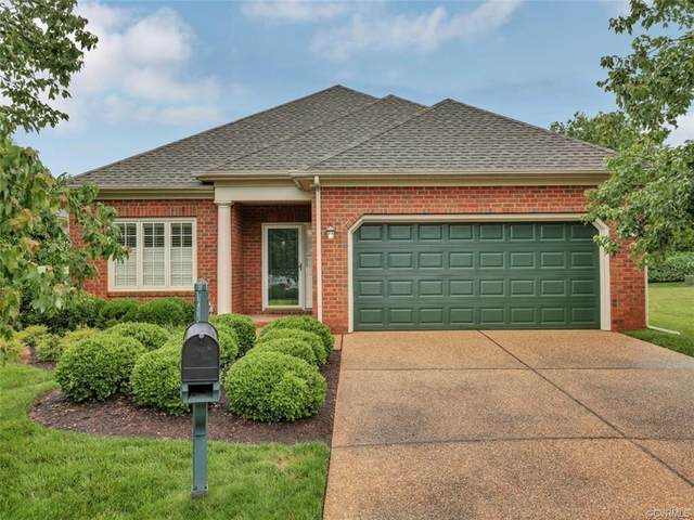 5016 Hickory Downs Court, Glen Allen, VA 23059 (MLS #2016004) :: EXIT First Realty