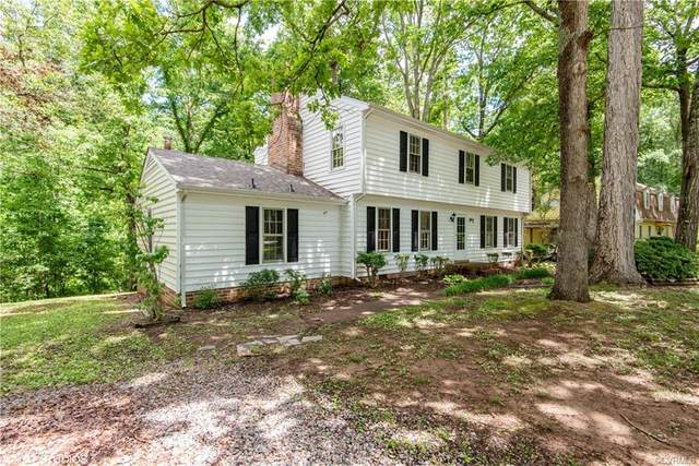 1731 Winding Way, North Chesterfield, VA 23235 (MLS #2016013) :: The RVA Group Realty