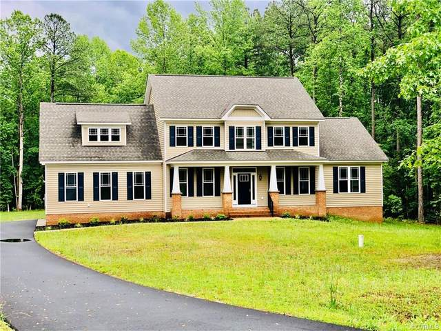 6103 Angling Way, Mechanicsville, VA 23116 (MLS #2016033) :: EXIT First Realty