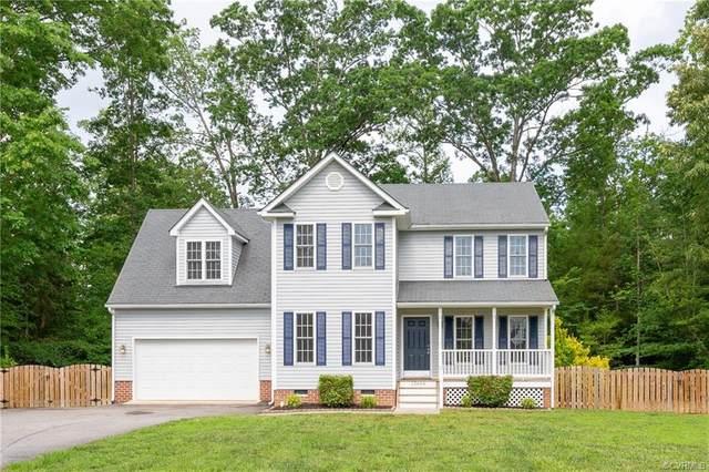 15606 Haggis Drive, Chesterfield, VA 23838 (MLS #2016034) :: Small & Associates