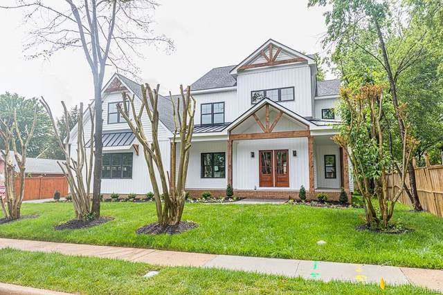 1701 1/2 Seddon Road, Richmond, VA 23227 (MLS #2016042) :: Small & Associates