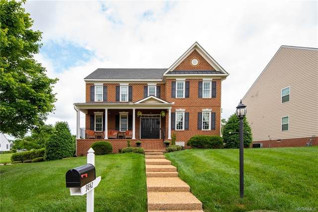 9842 Harvest Honey Road, Mechanicsville, VA 23116 (MLS #2016055) :: The Redux Group