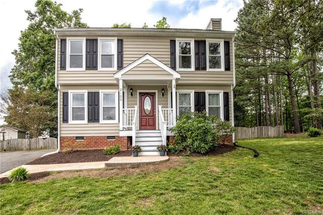 2100 Oakhampton Place, Henrico, VA 23233 (MLS #2016058) :: Small & Associates
