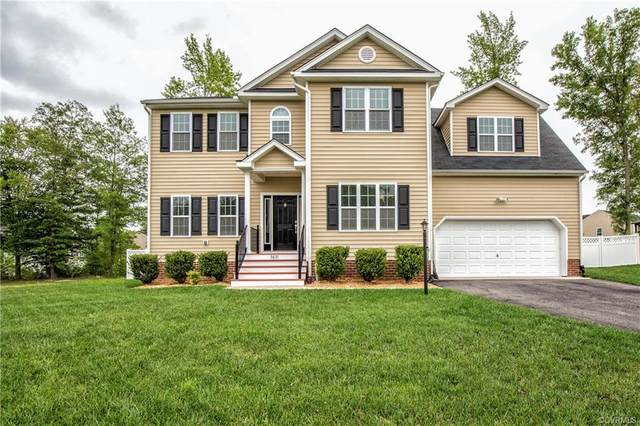 3631 Birchs Bluff Road, North Chesterfield, VA 23237 (MLS #2016083) :: EXIT First Realty