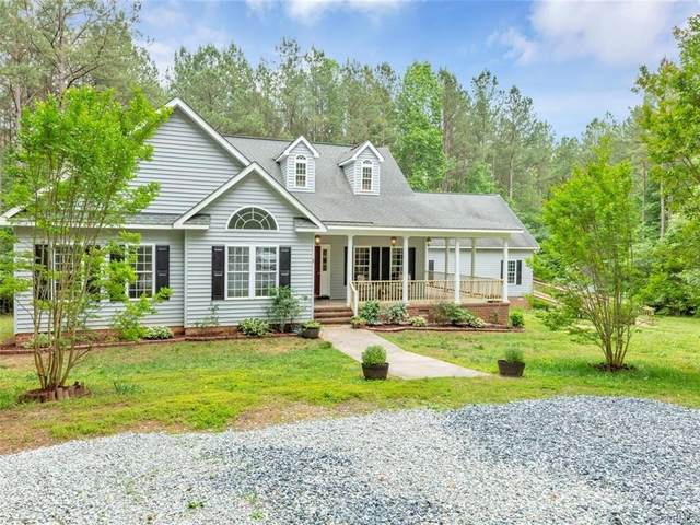1624 Indian Pipe Court, Powhatan, VA 23139 (MLS #2016089) :: EXIT First Realty