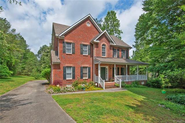 5750 Tyshire, Providence Forge, VA 23140 (MLS #2016098) :: EXIT First Realty