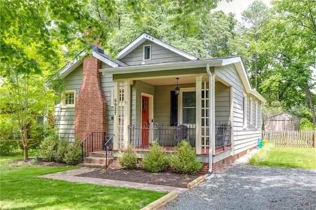 6927 Woodrow Terrace, Henrico, VA 23228 (MLS #2016134) :: Small & Associates