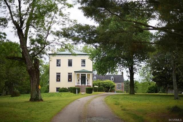 4801 Newtown Road, St Stephens Church, VA 23148 (#2016135) :: Abbitt Realty Co.