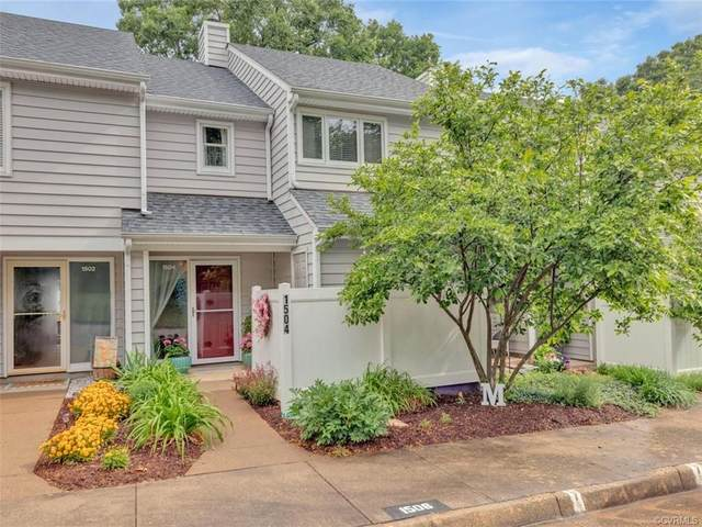 1504 Sycamore Square Drive #1504, Midlothian, VA 23113 (MLS #2016176) :: EXIT First Realty
