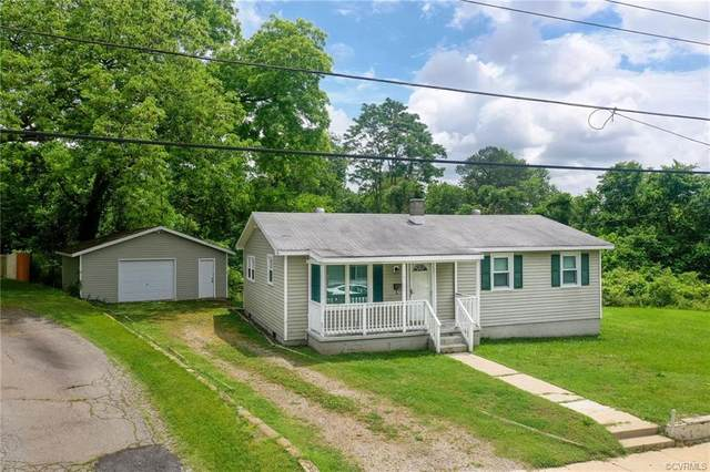 21509 Jackson Street, Chesterfield, VA 23803 (#2016180) :: Abbitt Realty Co.