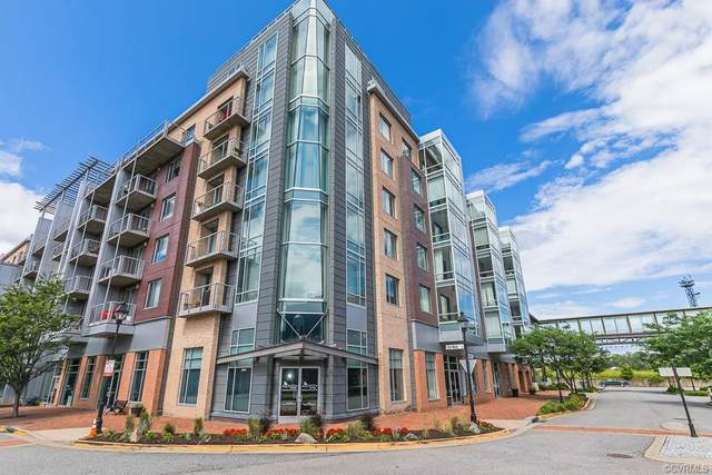 210 Rocketts Way #206, Henrico, VA 23231 (MLS #2016210) :: EXIT First Realty