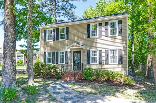 1900 Millsap Lane, Chesterfield, VA 23235 (MLS #2016253) :: The RVA Group Realty
