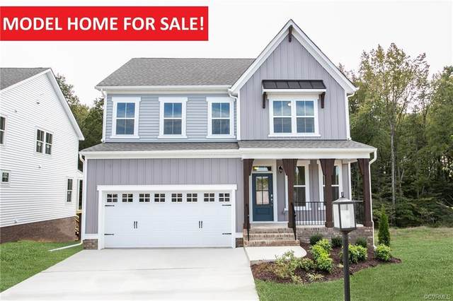 8154 Judith Lane, Mechanicsville, VA 23116 (MLS #2016295) :: The RVA Group Realty